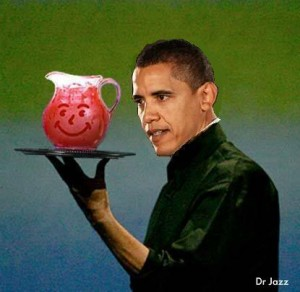 Obama's Koolaid Elixir
